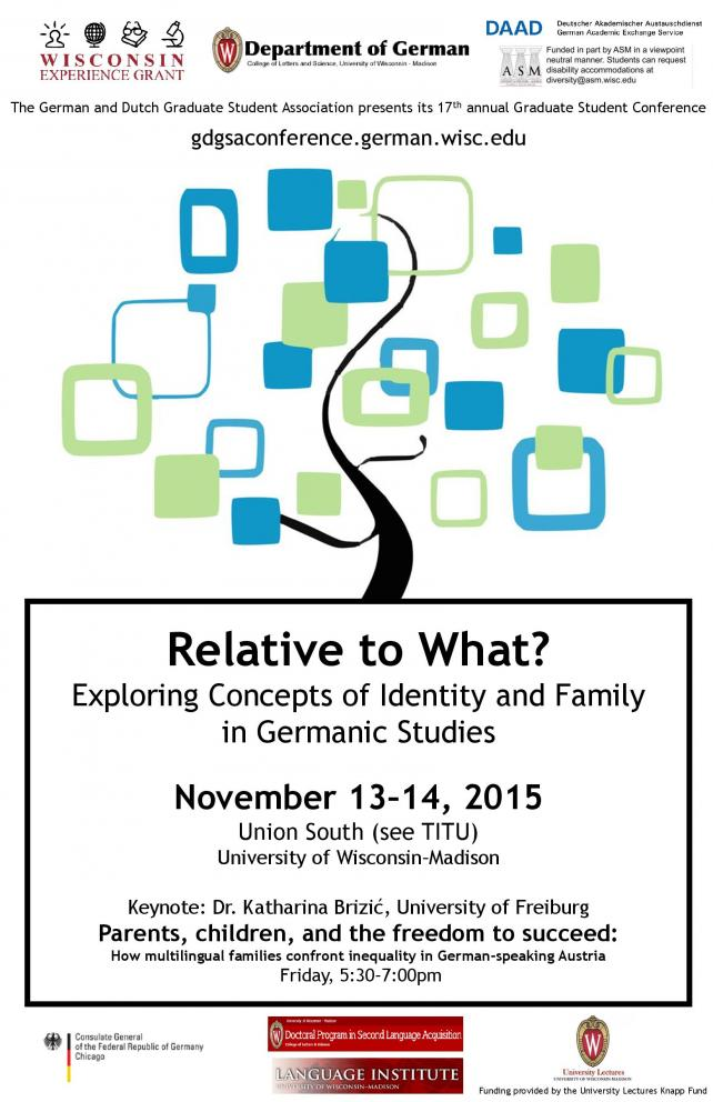 GDGSA 2015 Conference Poster
